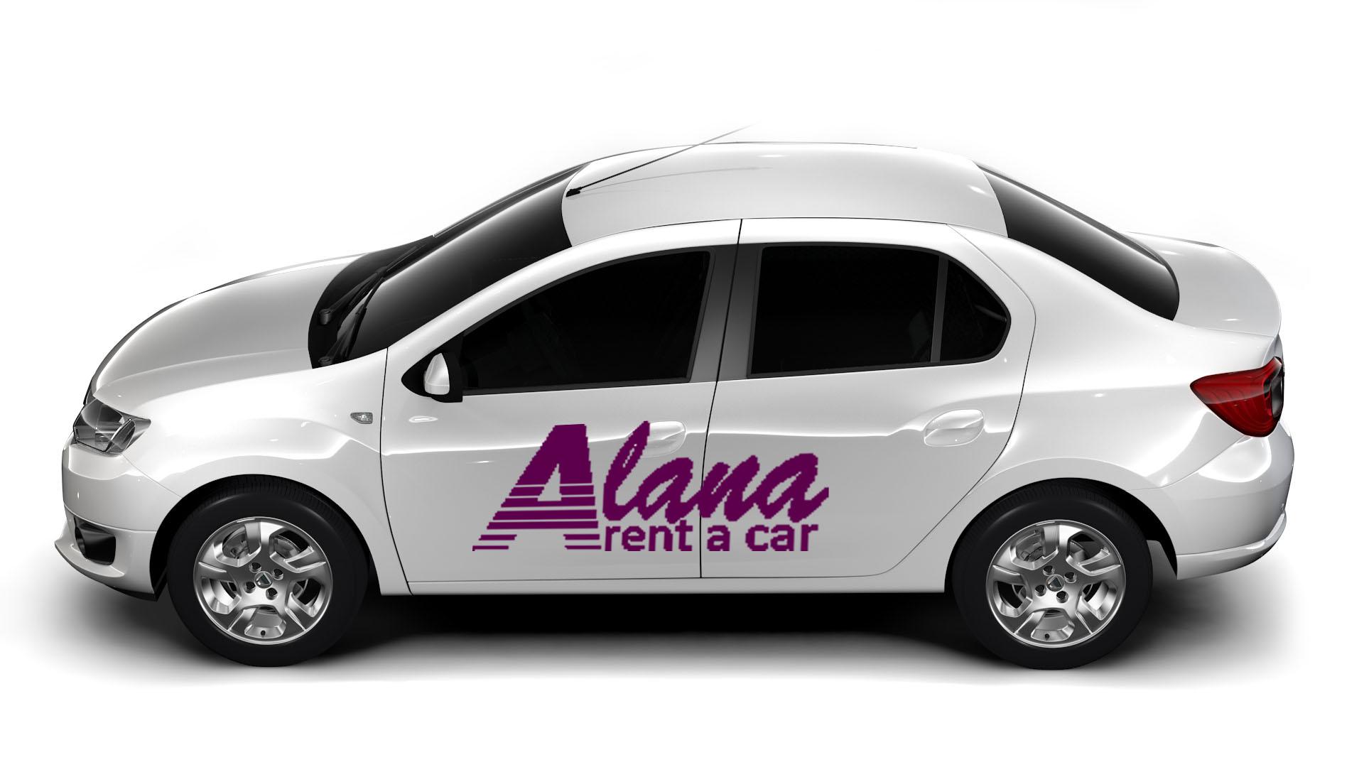 Dacia Logan pentru rent a car in Bucuresti Otopeni