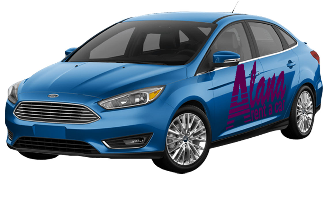 Rent a car Bucuresti Otopeni cu masina Ford Focus Automat