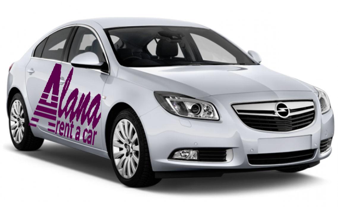Rent a car Bucuresti Otopeni cu masina Opel Insignia Automat
