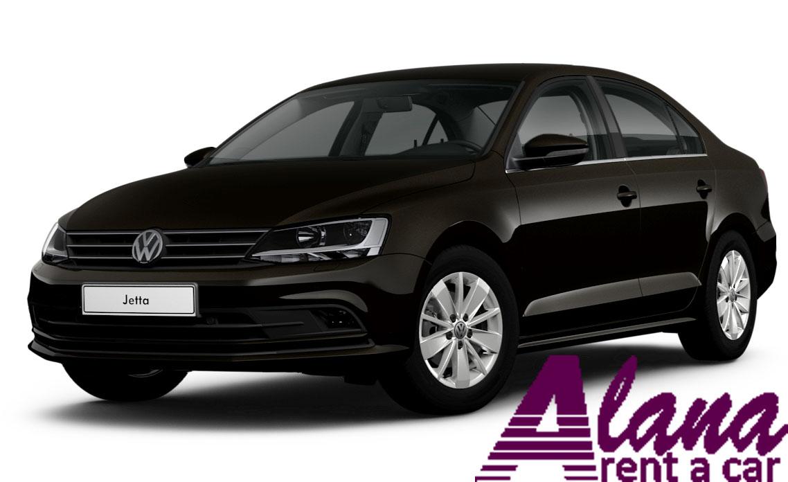 Rent a car Bucuresti Otopeni cu masina Volkswagen Jetta Automat